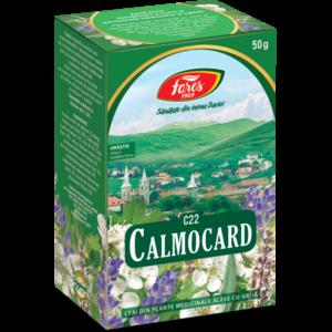 calmocard ceai 50g