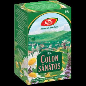 colon sanatos ceai 50g