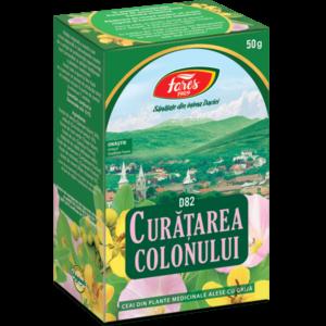curatarea colonului ceai 50g