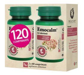 emocalm 2 x 60cpr 1 1 cadou