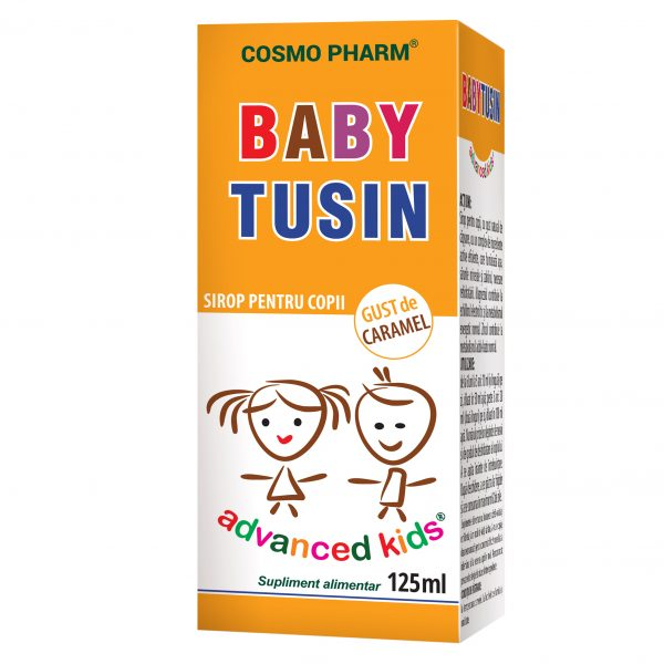 Advanced Kids Baby Tusin 125ml