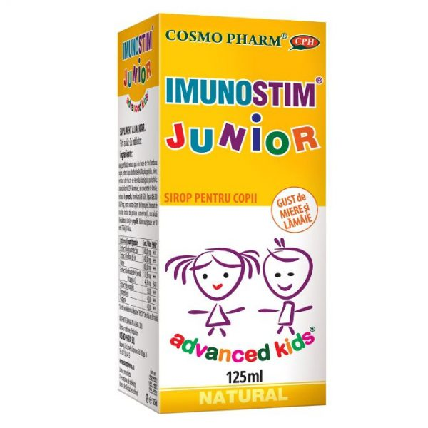 Advanced Kids Imunostim Junior 125ml
