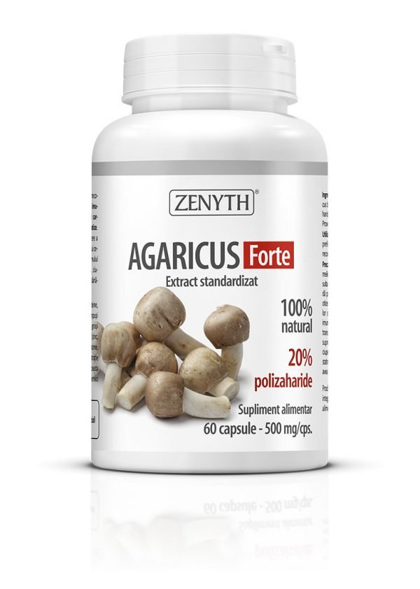 Agaricus Forte 500mg 60cps