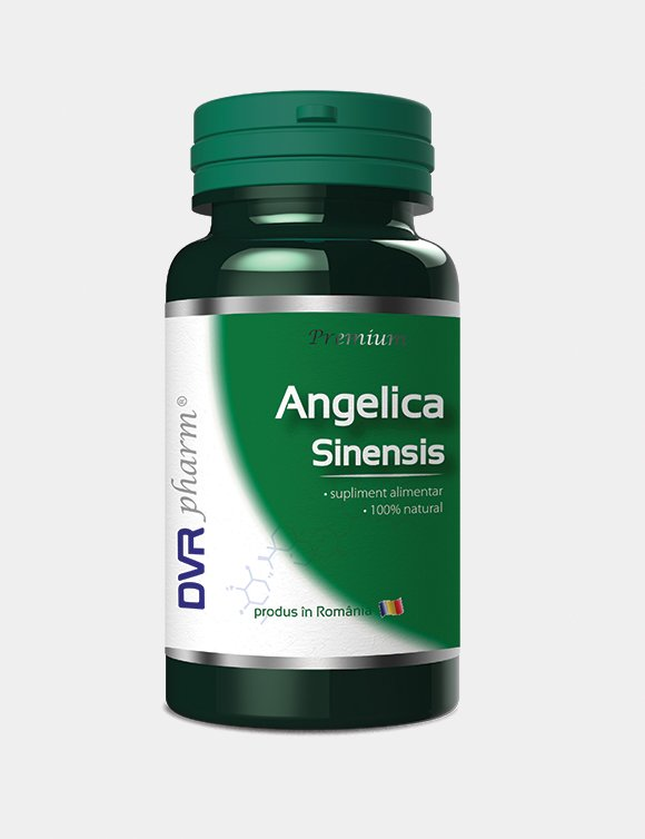 Angelica Sinensis 60cps