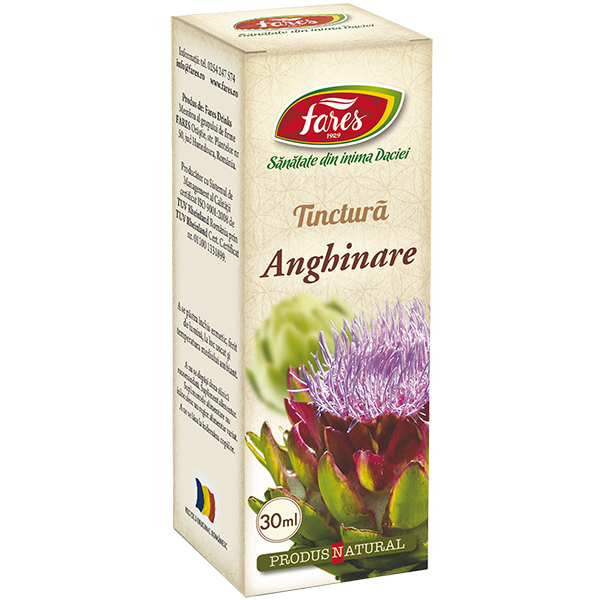 Anghinare Tinctura 30ml