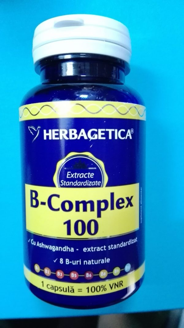 B-Complex 100 - 60cps