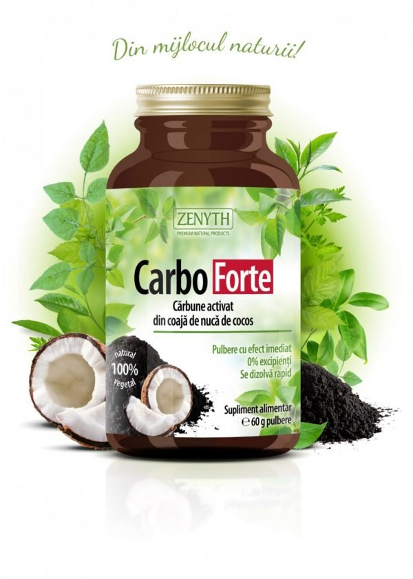 Carbo Forte Pulbere 60g