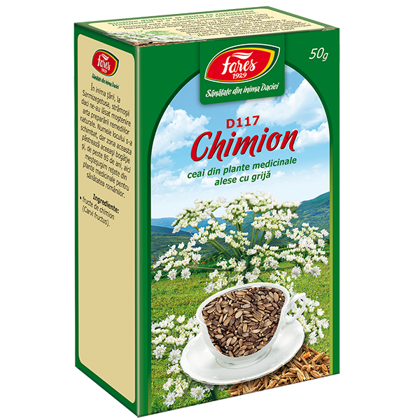 Chimion Fructe Ceai 50g