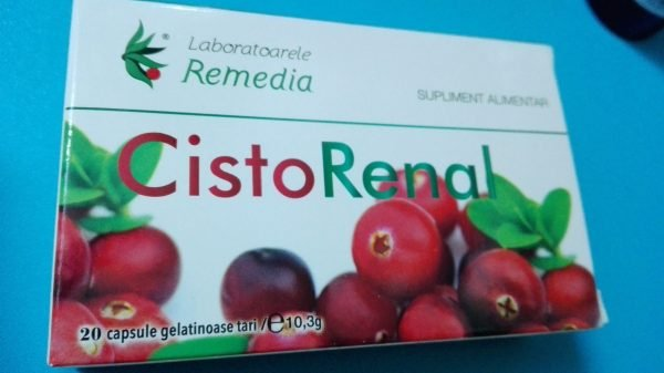 CistoRenal 20cps