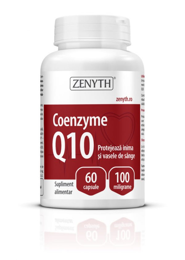 Coenzyme Q10 - 100mg 60cps