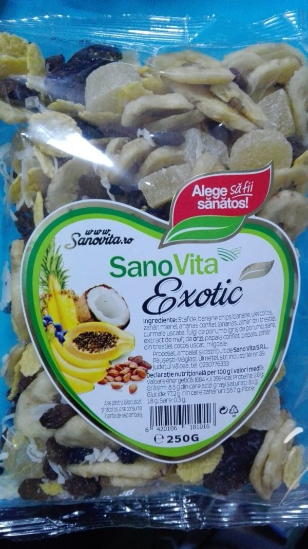Exotic 250g