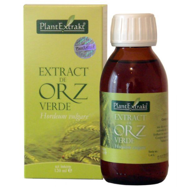 Extract din Orz Verde 120ml