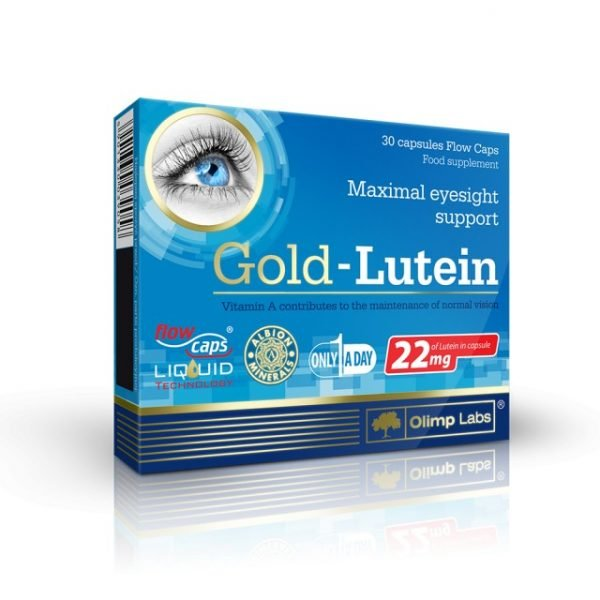 Gold-Lutein 30cps