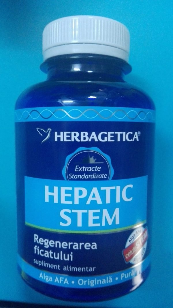 Hepatic STEM 120cps