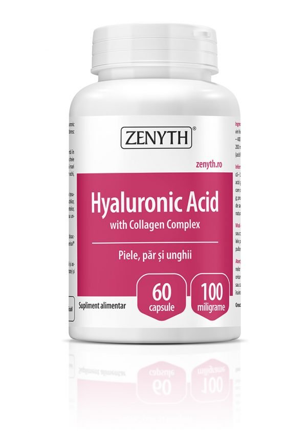 Hyaluronic Acid with Collagen Complex 60cps