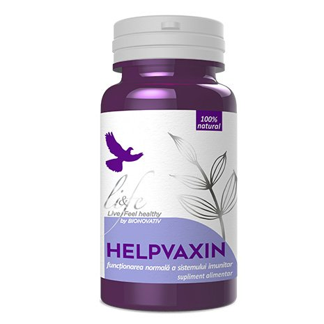 LIFE Helpvaxin 120cps
