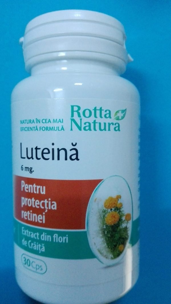 Luteina 6 mg 30cps