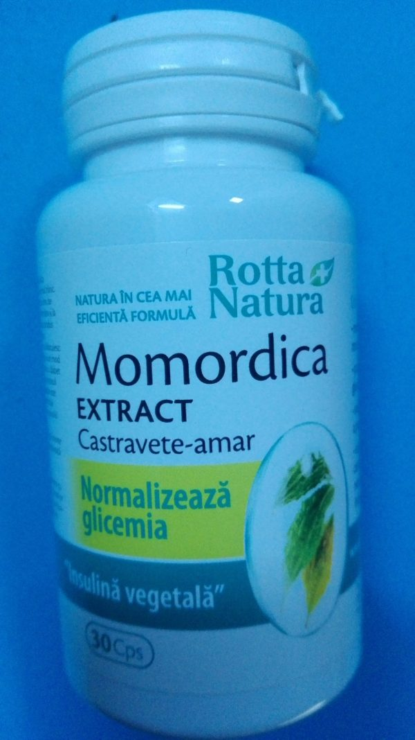Momordica Extract 30cps