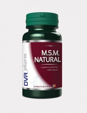 MSM Natural 90+40cps