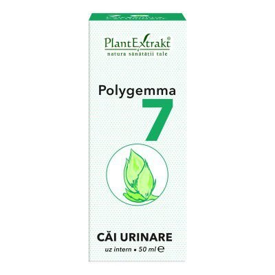 Polygemma 7 CAI URINARE 50ml