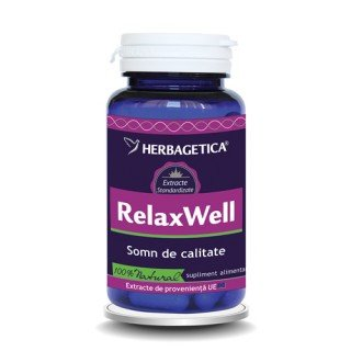 Relax Well 60cps