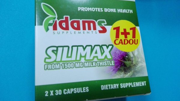 Silimax 1500mg 2x30cps
