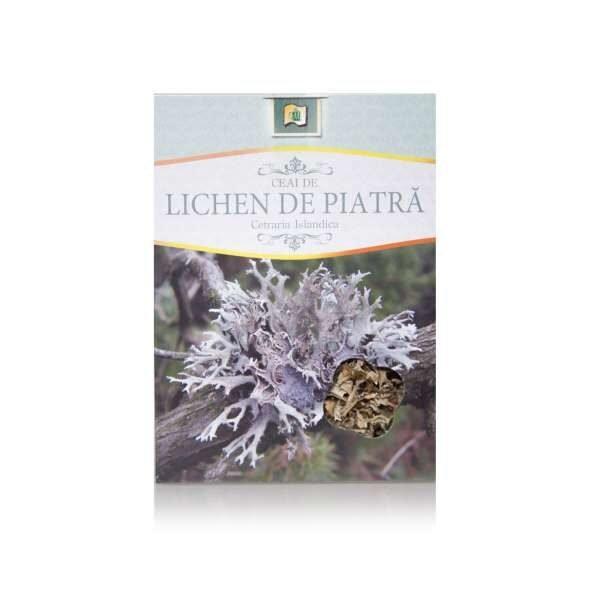ceai de licheni de piatra 50g 1