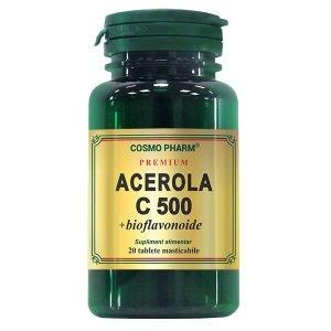acerola c 500 bioflavonoide 20tb
