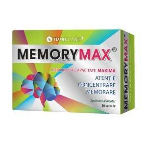 memory max 30cps