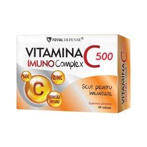 vitamina c imuno complex 500mg 30tb