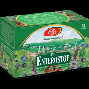 enterostop ceai 20 plicuri