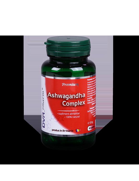 Ashwagandha complex 60cps
